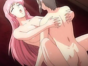Hentai shemale fucked and cummed