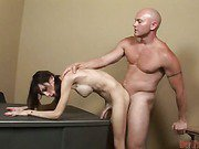 young Kimber James is getting fucked