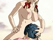 Naked hentai shemale bareback fucked outdoors