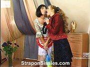 Helena&Gilbert vivid sissysex action