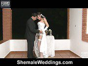 patricia_sabatiny&senna just married shemale couple