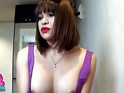 Busty Asian TS Filipina Sex Hook Up Amateur