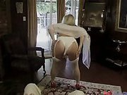 mature shemale in stockings and a lucky guy 1