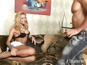 big tit tranny goddess in hardcore scene 1