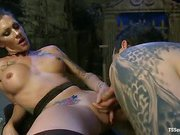 Shemale Morgan Bailey domination scene 6