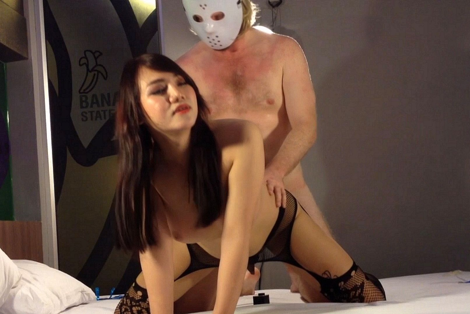 Privatepornos Asian Ladyboy Moo Cums
