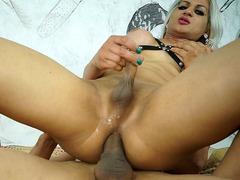Shemale Pamela Lenvisk Kinky Bareback Anal
