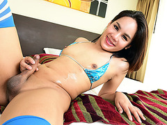 not jennas hot brunette fisting wants creampie massage excellent and