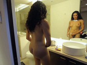 TS Paola Ramos Behind The Scene