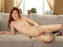 Stefanie Special gets her tight asshole pounded by Billie Ramos