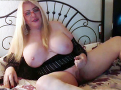 Mature big tits transsexual online