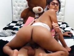 Big ass latina shemale anal sex - Tgirlcamz.com
