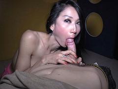 Ladyboy Chompoo Bareback Anal Sex
