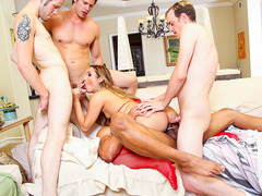 Transsexual for a bachelor party