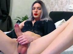 Monstercock Sissy webcam Tgirlcamz.com