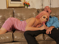 TS Chanel Santini loves Smiths cock inside her ass