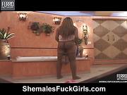 Sara tranny dicking gal on video
