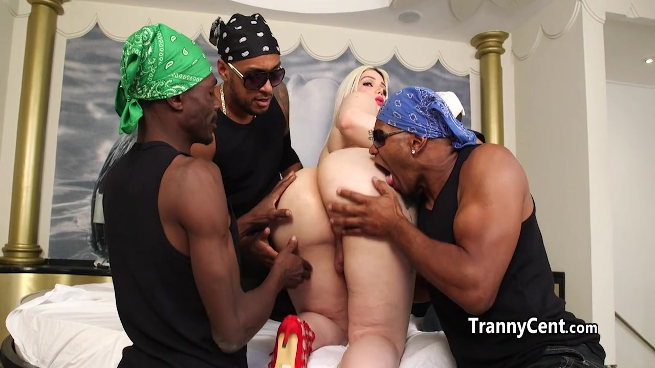 Big Cock Ladyboy Tranny Masturbate CamBJ.com
