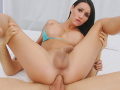 TS Kimberlee Wants To Get Her Ass Pounded