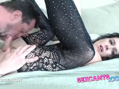 Sexy USA t-girl pecker frottage and fucking - SEXCAMTS.com