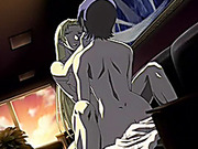 Sexy anime shemale hot masturbated and fucked