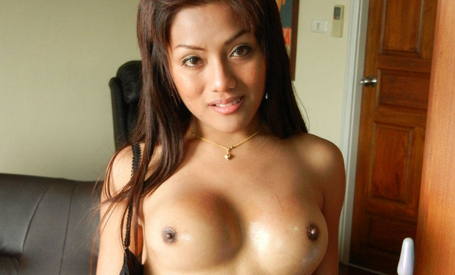 For bareback ladyboy hardcore nong simply excellent