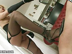 Bianca SM is the best dominatrix for hire around. She knows...