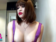 Busty Asian TS Filipina Sex Hook Up Amateur