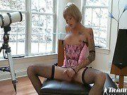 Morgan Bailey solo scene 2