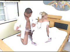 latin stud banged by a shemale bride 1