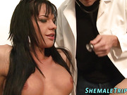 transexual bitch gets rammed